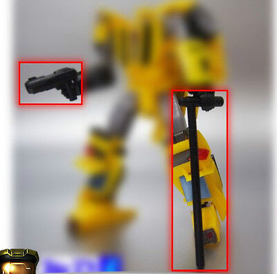 Dr.Wu DW-P36 BumbleBee Green weapon kit,In stock