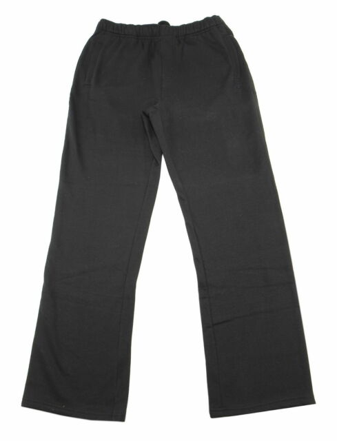 matching in colour differently meticulous dyeing processes Men's Granite Heather Champion Fleece Pants Size Medium M