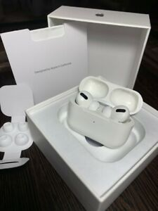 Apple AirPods Pro Wireless In-Ear Headphones with Charging Case - White