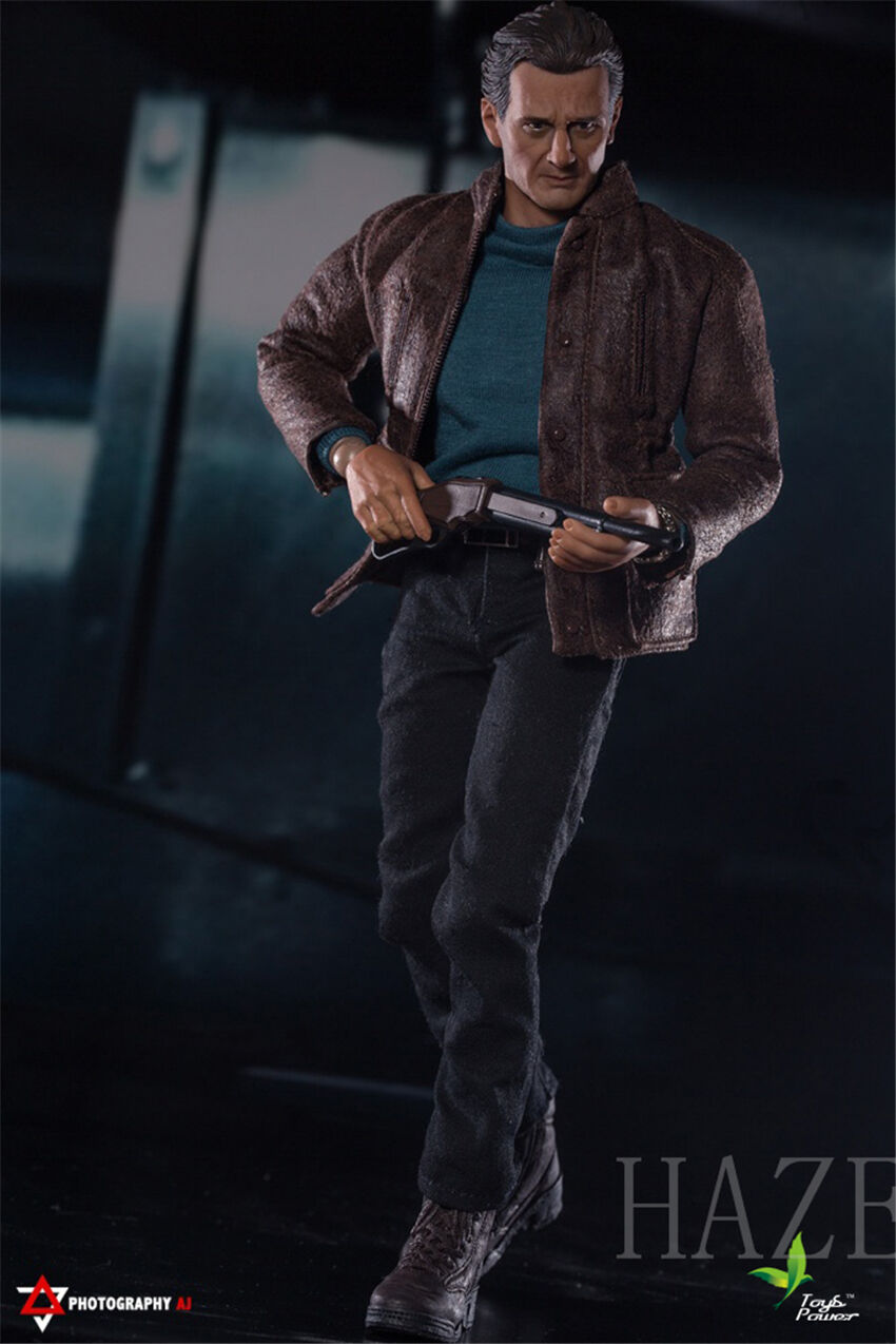 Liam Neeson Enterbay Run all Night 1 6 Movable Figure Sideshow Toys Gift Great