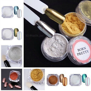 Nail-Glitter-Mirror-Powder-Dust-Pearl-Nail-Art-Chrome-Pigment-Decoration-DIY