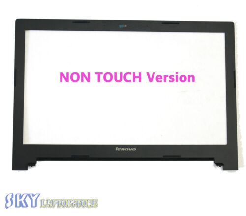 """Front Bezel Non Touch NEW Lenovo IdeaPad S510P  LS51P 15.6/"""" LCD Back Cover"""