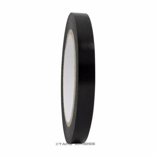 """1//2/"""" x 108/' Black Vinyl Adhesive Pinstriping Tape Lane Marking Car Decor Strip"""