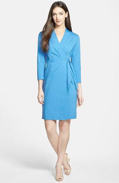 9b616700657d TORY BURCH Lined Sleeveless dress Women's Size 10 Virgin Wool Polyester Silk ,