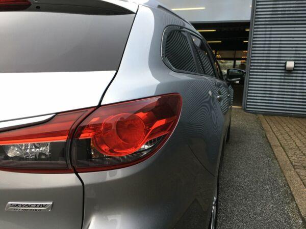 Mazda 6 2,2 Sky-D 150 Vision stc. aut. - billede 4