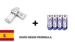 CARGADOR-USB-DE-PILAS-AA-Y-AAA-PACK-4-PILAS-AA-RECARGABLES-BTY-3000-MAH-NI-MH