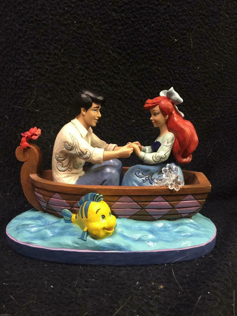 KISS Little Mermaid Cupcake Wedding Cake topper Groom top Arial Centerepiece