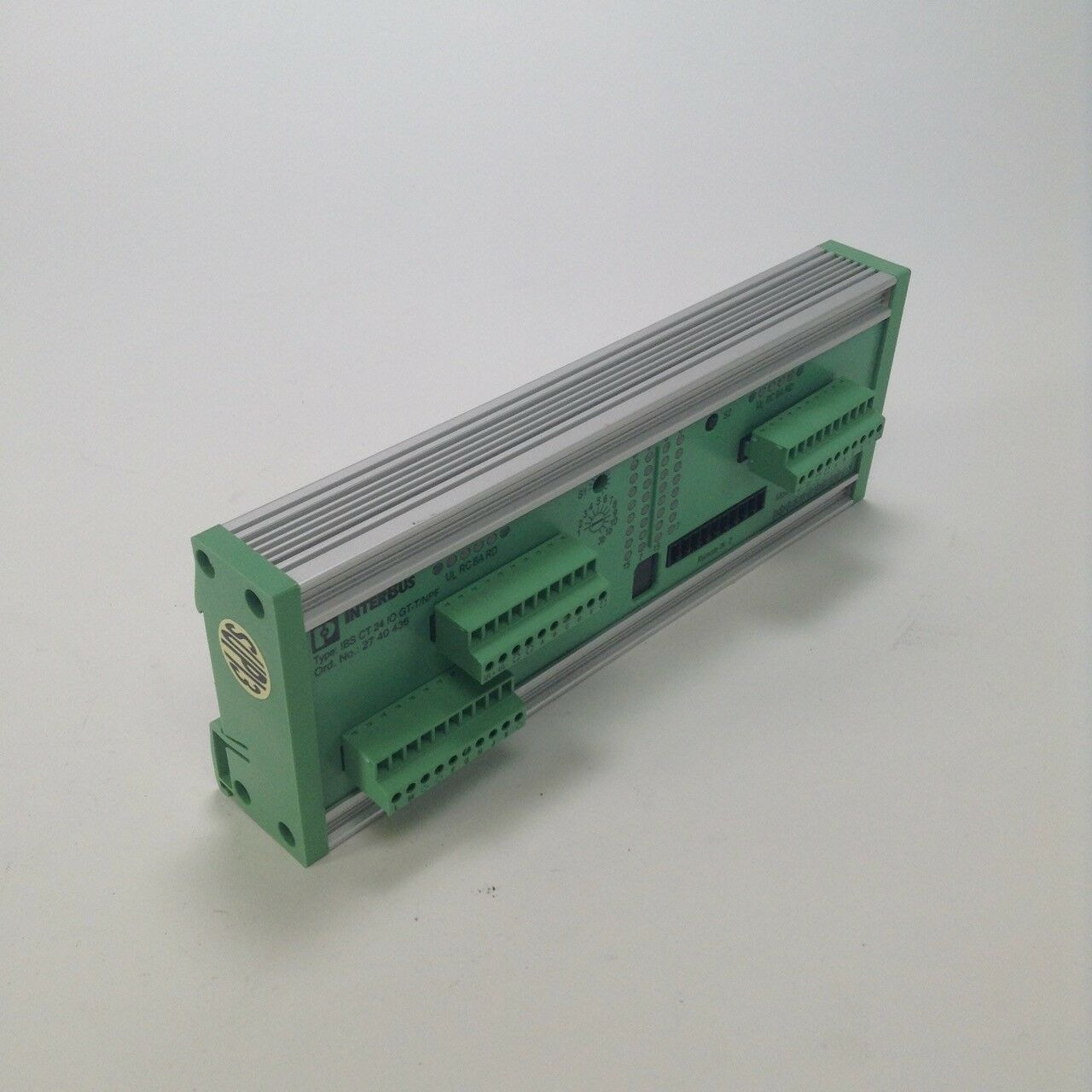Phoenix Contact 2740436 Interbus modul koppelmodul Used UMP