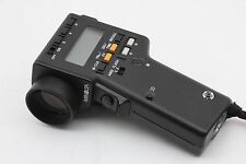 Excellent+++++ Minolta Digital Spot Meter F with Case Strap from Japan