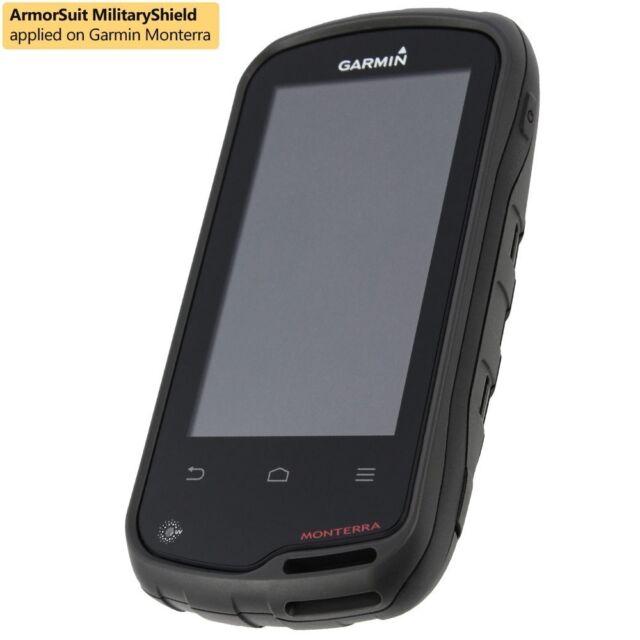 ArmorSuit MilitaryShield Garmin Monterra GPS Screen Protector Brand NEW!!