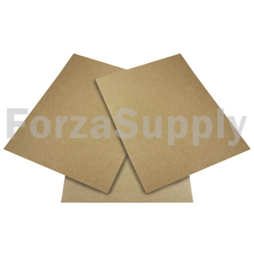 "15 9x12 /""EcoSwift/"" Brand Corrugated Cardboard Pads Filler Insert Sheets 9/"" x 12/"""