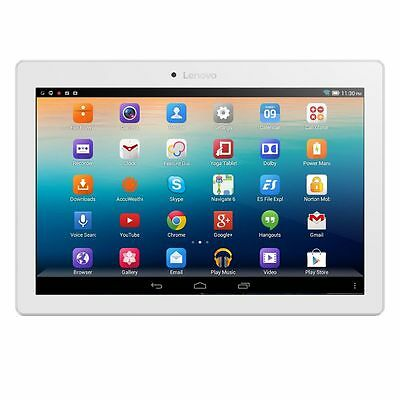 Lenovo Tab 2 10.1 Tablet White A10-30
