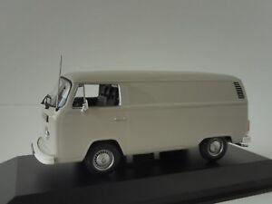 VW-T2b-1972-Grau-1-43-Maxichamps-by-Minichamps-940053060-Volkswagen-T2-Bulli
