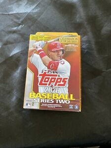2020-TOPPS-SERIES-2-BASEBALL-RETAIL-BLASTER-BOX-SEALED