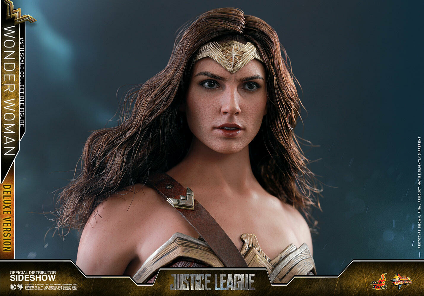 JUSTICE LEAGUEWONDER donnaDELUXESIXTH SCALE cifraMMS451caliente giocattoliMIBS   vendita di fama mondiale online