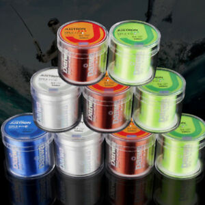 500M-Strong-Daiwa-Fishing-Line-Japan-Super-Monofilament-Nylon-Lines-AT