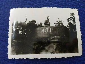 2-WK-Foto-Wehrmacht-Panzer-Panter