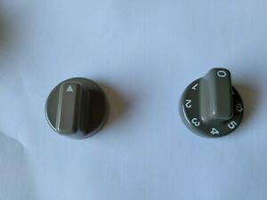Electrolux caravan fridge RM212 pair of knobs electric and gas