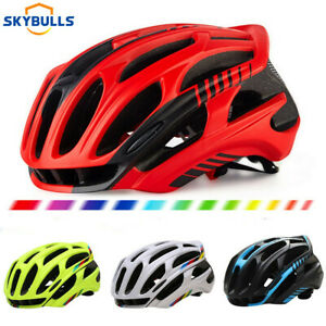 Skybulls-Cycling-Helmet-Ultralight-MTB-Road-Bike-Bicycle-EPS-Helmets-With-Light