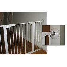 2 Pack Wall Savers Prevent Wall Damage Pressure Mounted Baby Safety Gates 33555