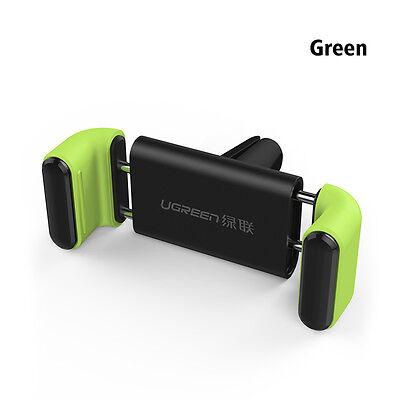 Ugreen Support Téléphone Voiture à Grille d'Aération Rotation 360° iPhone HTC LG