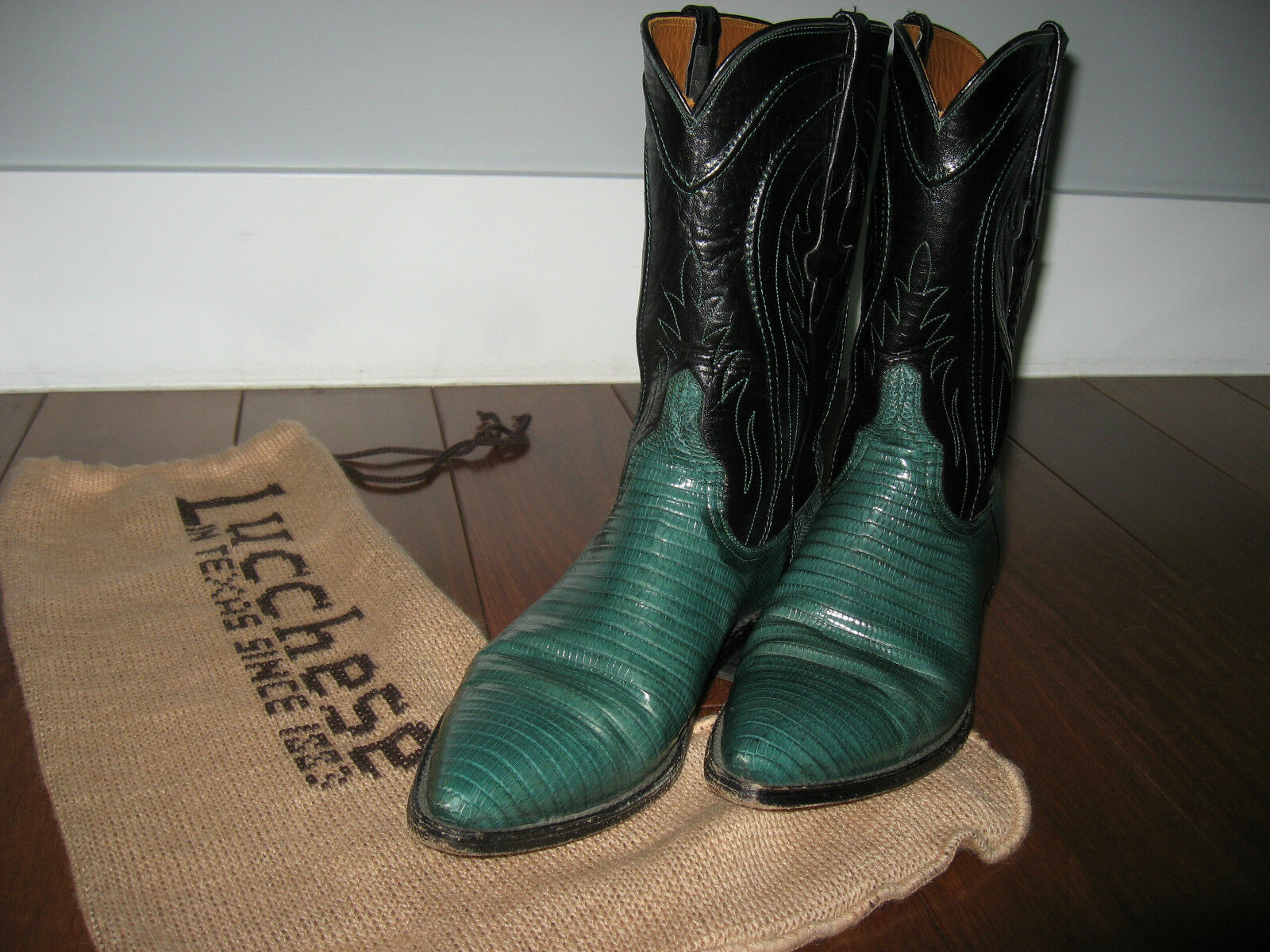 Ladies Lucchese Western Boots