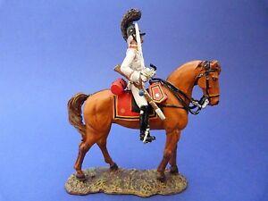 Cavalier Delprado 1er empire - Cavalerie de la garde Russie 1805 - Lead soldier