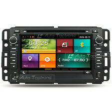 Car DVD GPS Radio Navigation For GMC Yukon Sierra Chevrolet Chevy Tahoe Suburban