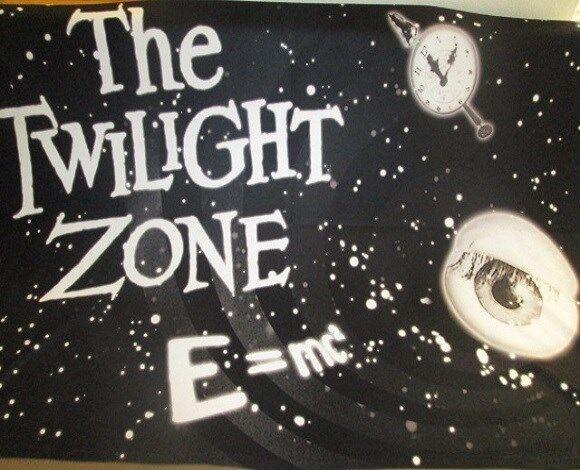 New 36x58 The Twilight Zone Fleece Throw Gift Blanket TV Series Rod Serling SOFT