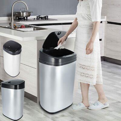 Automatik Sensor Mülleimer Recycling Abfalleimer Müllbehälter 4250L Papierkorb   eBay
