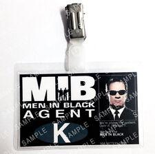 Men In Black ID Badge Agent K Aliens Cosplay Gift Costume Prop Comic Con