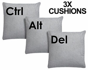Ctrl alt del cushions buy