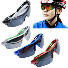 Sport Cycling Bicycle Bike Riding UV400 Protective Sun Glasses Eyewear Goggle IT
