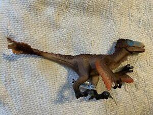 Schleich Dinosaurios Utahraptor Figura 2016 D 73527 Ebay It lived during the early cretaceous period. schleich