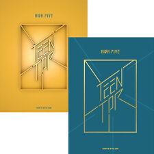TEEN TOP [HIGH FIVE] 2nd Album Random Ver. CD+Photo Book+Photo Card K-POP SEALED
