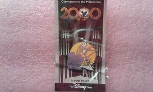 Disney-DS-Countdown-to-the-Millennium-72-Nightmare-Before-Christmas-1993-Pin