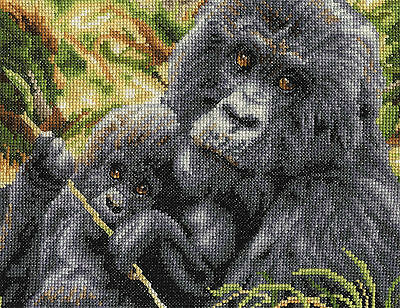 "DMC Counted Cross Stitch  Kit ""Maternal Instinct"""
