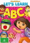 Nickelodeon Favourites - Let's Learn ABC's (DVD, 2014)