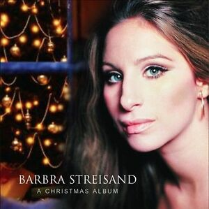 Christmas Album Cover Art.Details About Cover Art Missing Barbra Streisand Cd A Christmas Album
