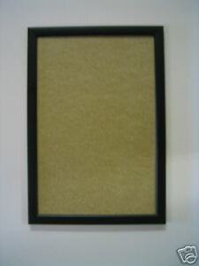 Image Is Loading Wooden Black 15 X 10 Picture Poster Frame