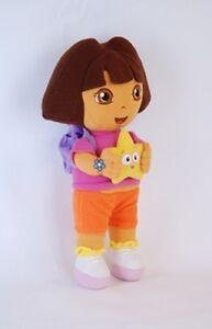 DORA-THE-EXPLORER-Kids-Girls-Soft-Cuddly-Stuffed-Plush-Toy-Doll-Gift