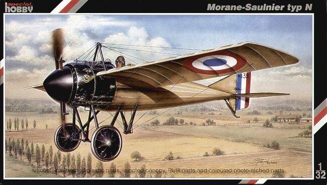 särskild hobby 1  32 Morane -Saulnier typ N