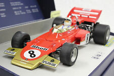 SCALEXTRIC C3657A LOTUS 72 F1 1971 SERIAL NUMBER LIMITED EDITION 1/32 SLOT CAR