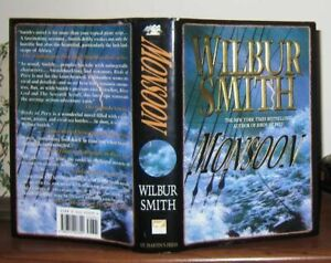 Smith, Wilbur A MONSOON  1st U.S. Edition 1st Printing