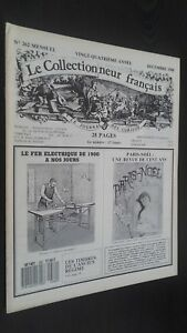 Rivista Il Collezione Francese N° 262 Dicembre 1988 Be