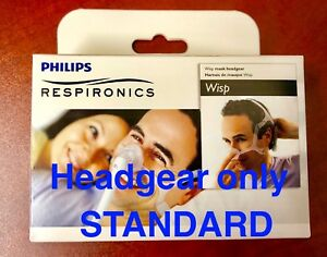NEW-PHILIPS-Respironics-WISP-Headgear-Size-STANDARD-1094082