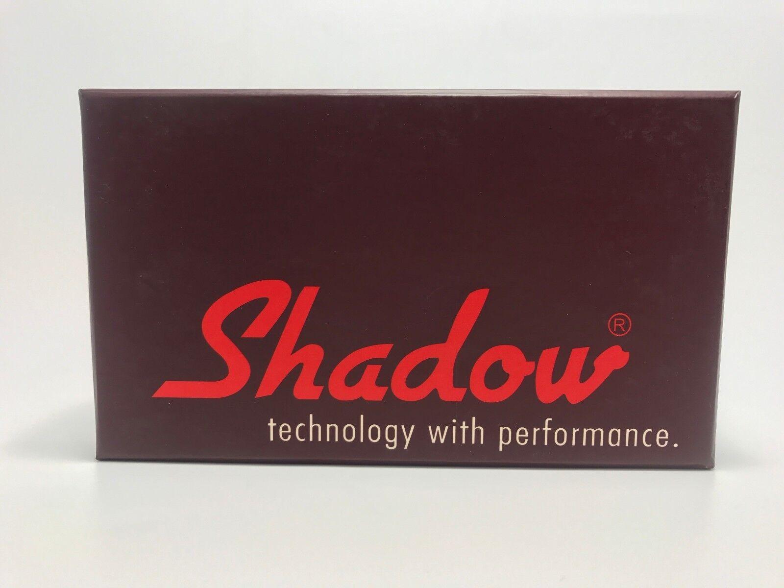 NEW Shadow Electronics, SH-941 Dual Violin lila Wing Slot Pickup w Jack, 2006