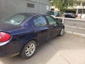 Chrysler neon 2003 $1000