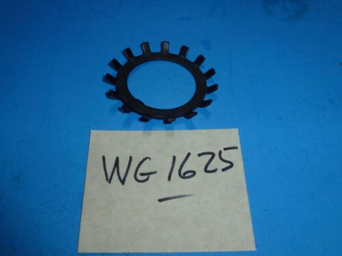 W-07 Steel Bearing Lock Washer FREE SHIPPING WG1625 Lot of 2 New
