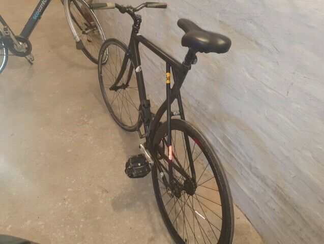 Herrecykel, andet mærke Custom fixie, 56 cm stel